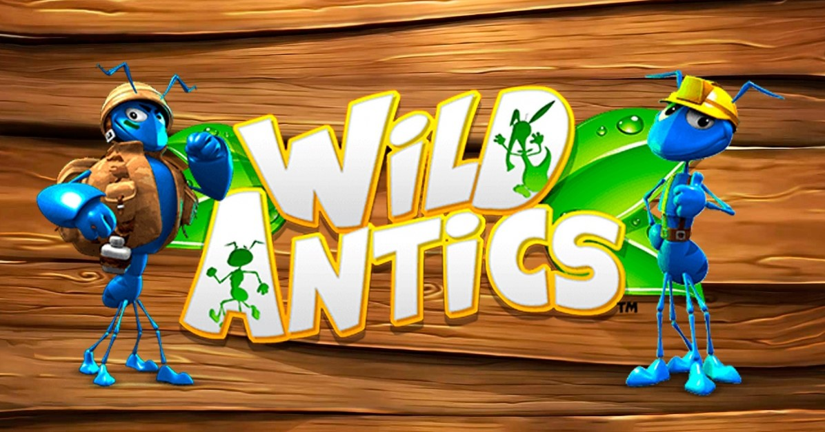 Слот Wild Antics играть
