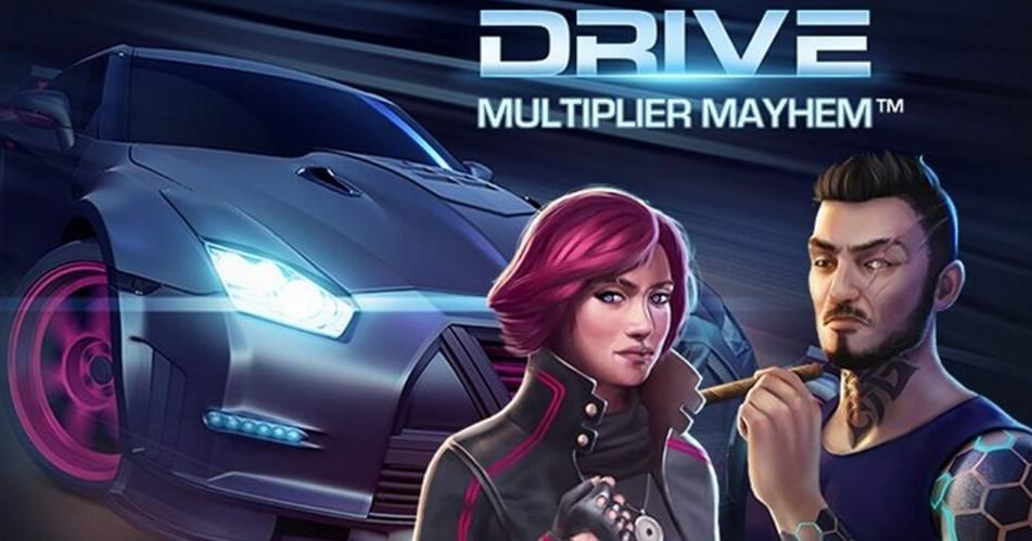Бесплатный игровой автомат Drive