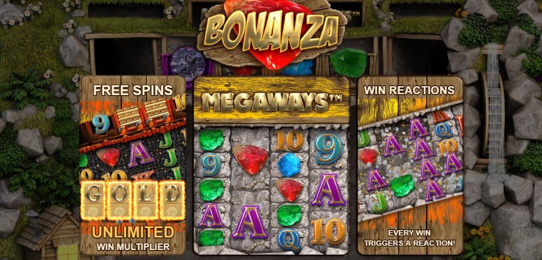 Играть Bonanza