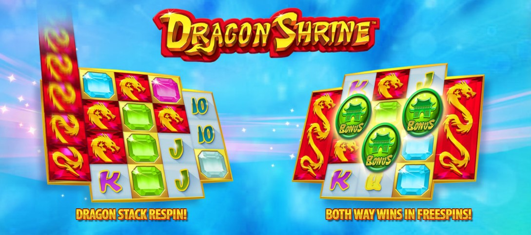 Играть Dragon Shrine бесплатно