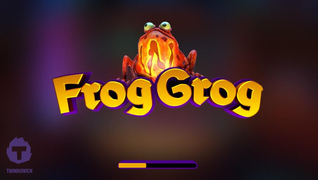 Играть бесплатно Frog Grog