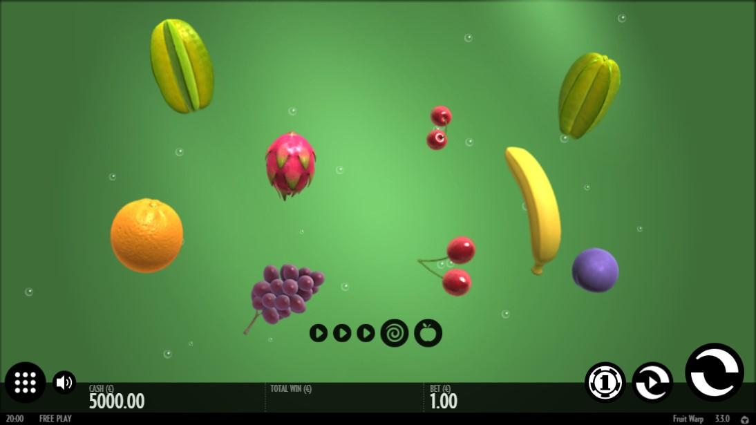 Онлайн слот Fruit Warp