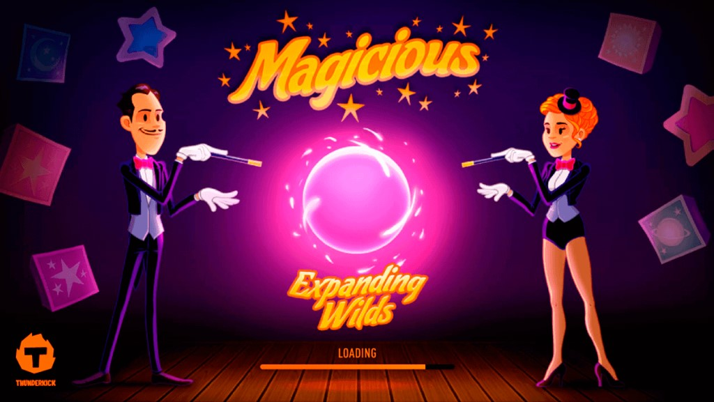 Игровой автомат Magicious