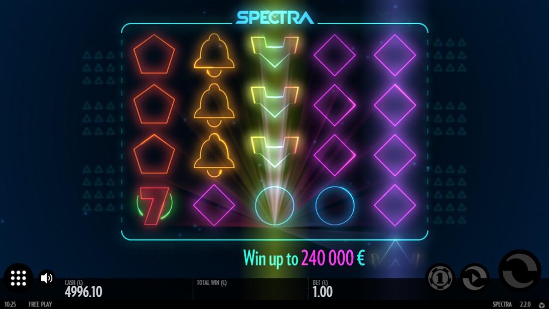 Spectra игровой автомат
