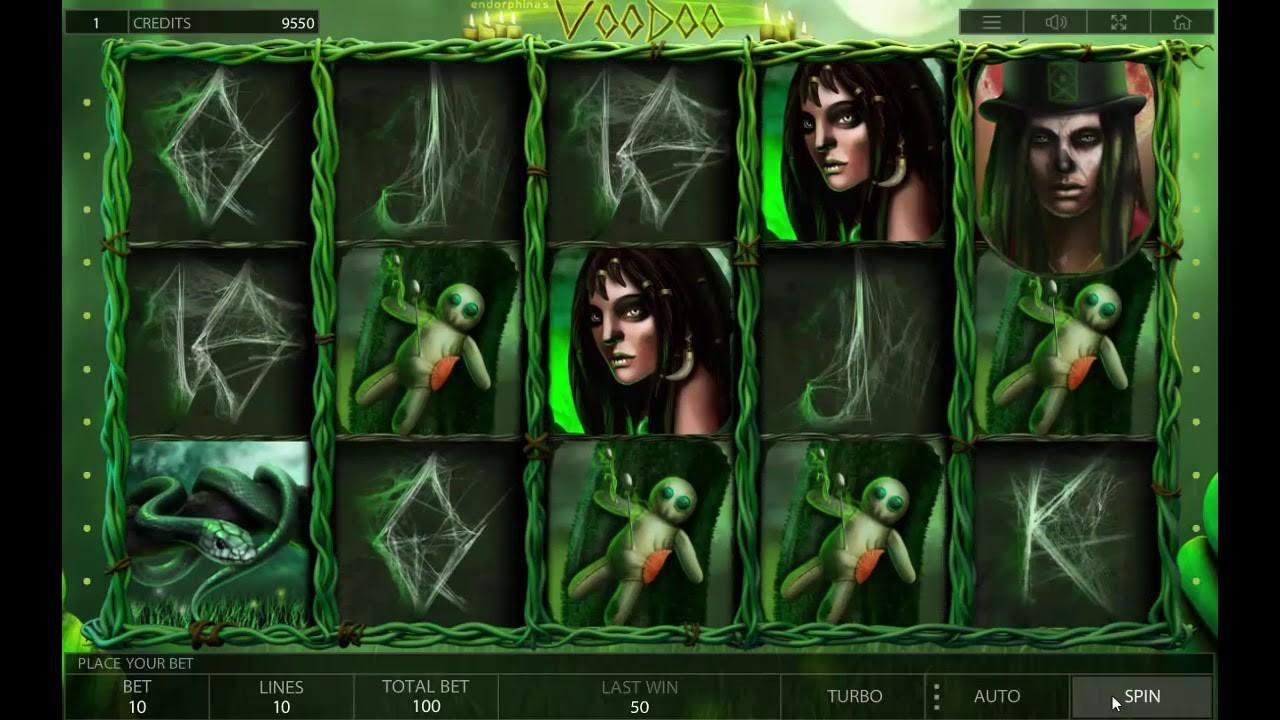Slot machine voodoo