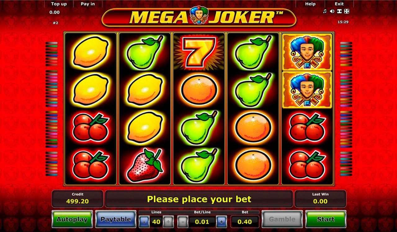Joker slot machine online