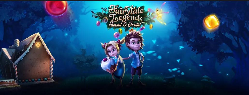 Игровой автомат Fairytale Legends: Hansel & Gretel