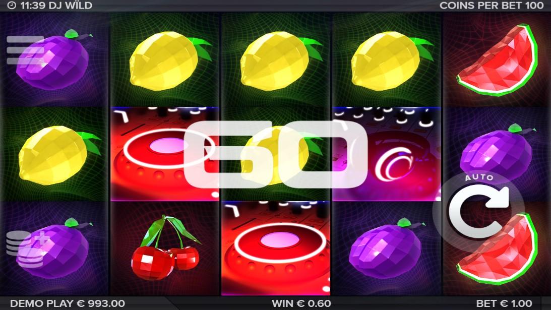 DJ Wild игровой автомат