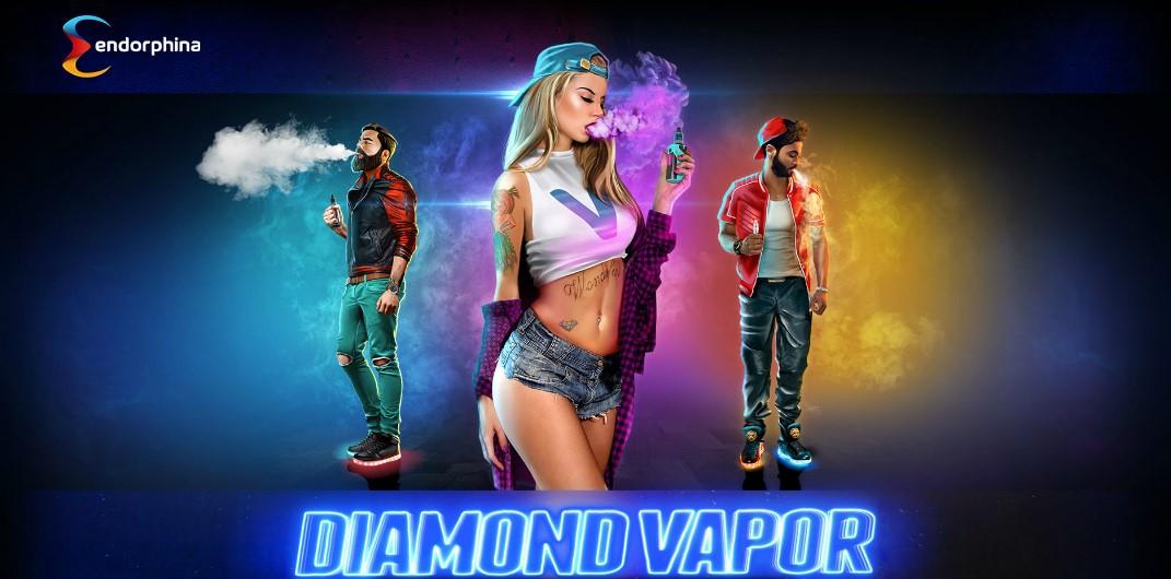 Играть Diamond vapor