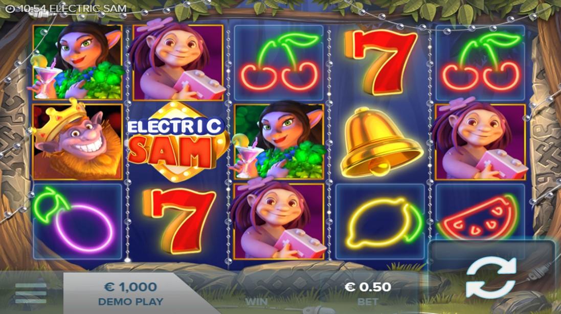 Игровой автомат Electric Sam