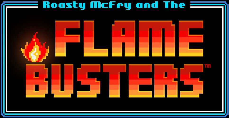 Игровой автомат Flame Busters
