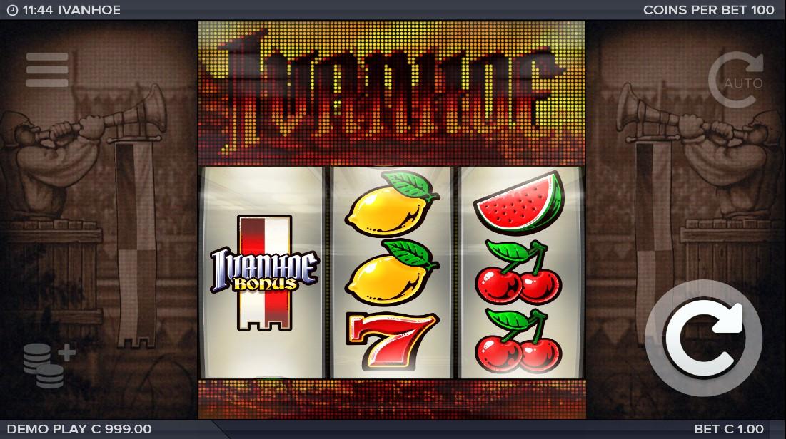 Играть Ivanhoe