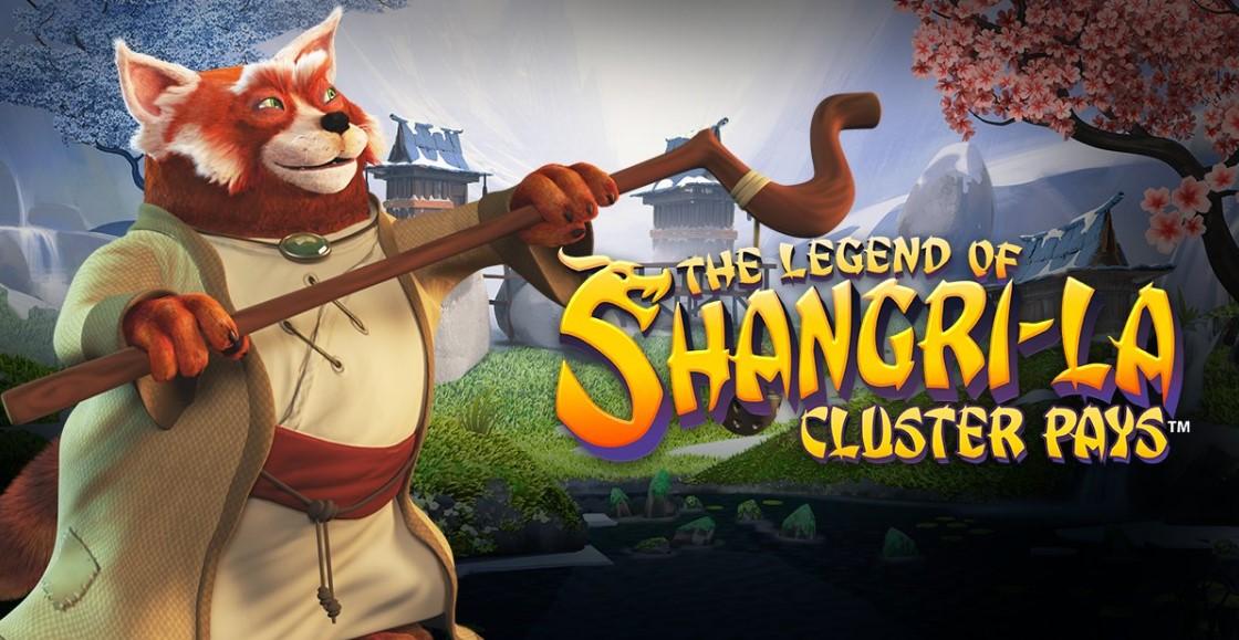 Игровой автомат Shangri-La: Cluster Pays