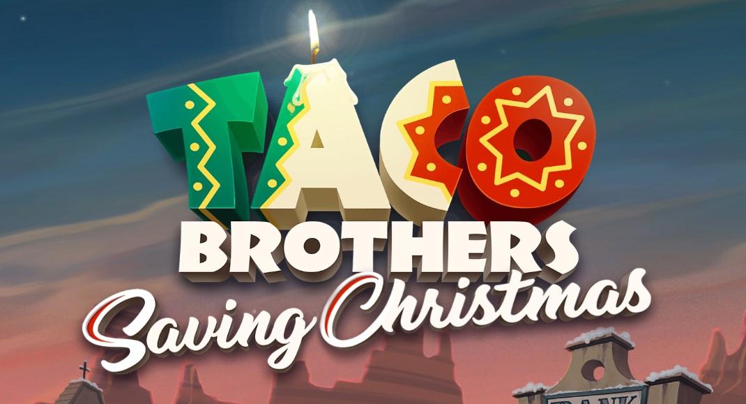 Taco Brothers Saving Christmas играть онлайн