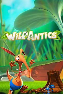 Wild Antics слот играть бесплатно