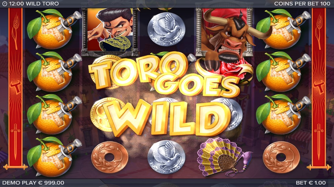 Бесплатный слот Wild Toro
