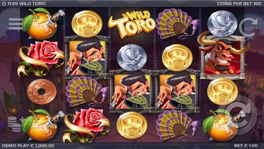 Играть Wild Toro