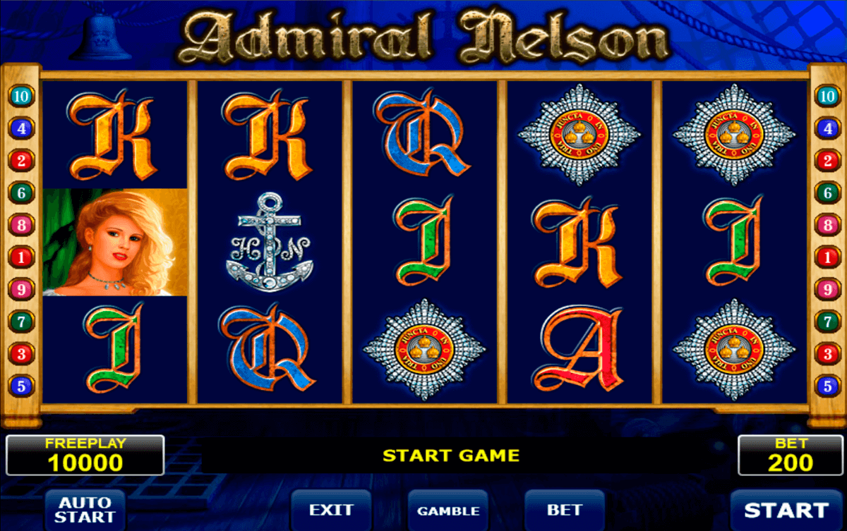 игра игровой автомат адмирал