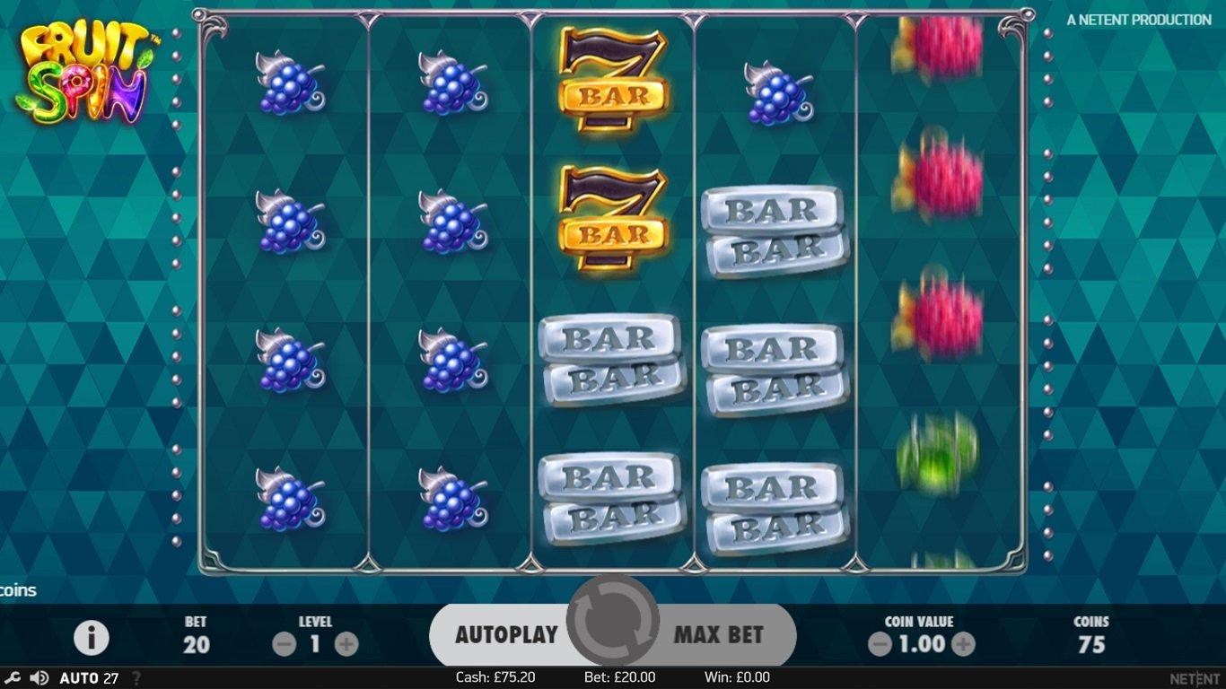 3/27/ · Процент выплат в этой игре находится на отметке 96,84%.Напомним, что на нашем сайте можно запустить бесплатно и без регистрации игровой автомат Fruit Spin от NetEnt либо играть на реальные деньги.Но 5/5.