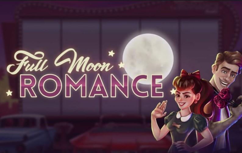 Игровой автомат Full Moon Romance