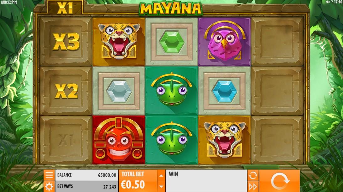Mayana игровой автомат