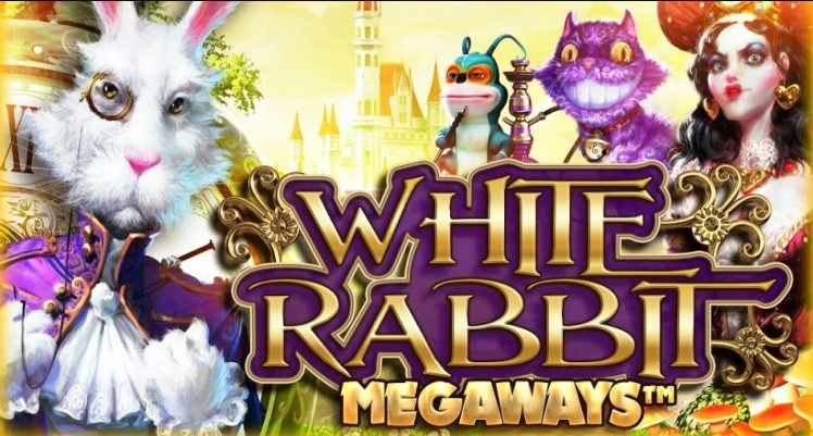 Играть White Rabbit онлайн