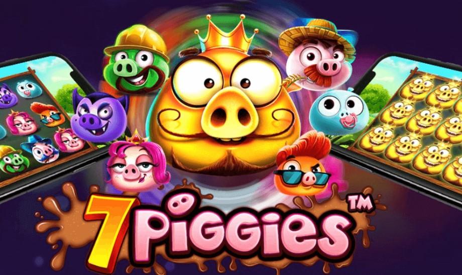 Играть 7 Piggies