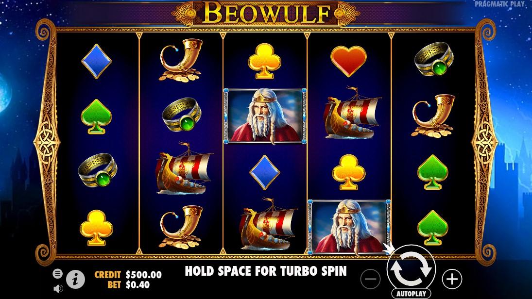 Играть бесплатно Beowulf