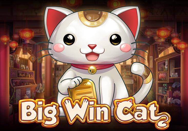 Игровой автомат Big Win Cat
