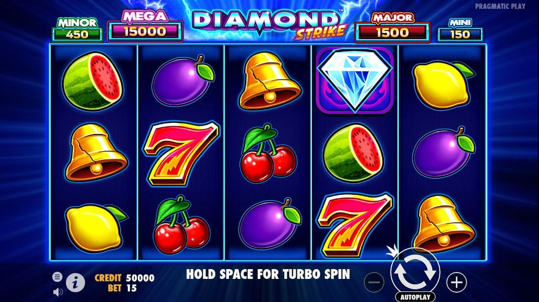 Играть бесплатно Diamond Strike