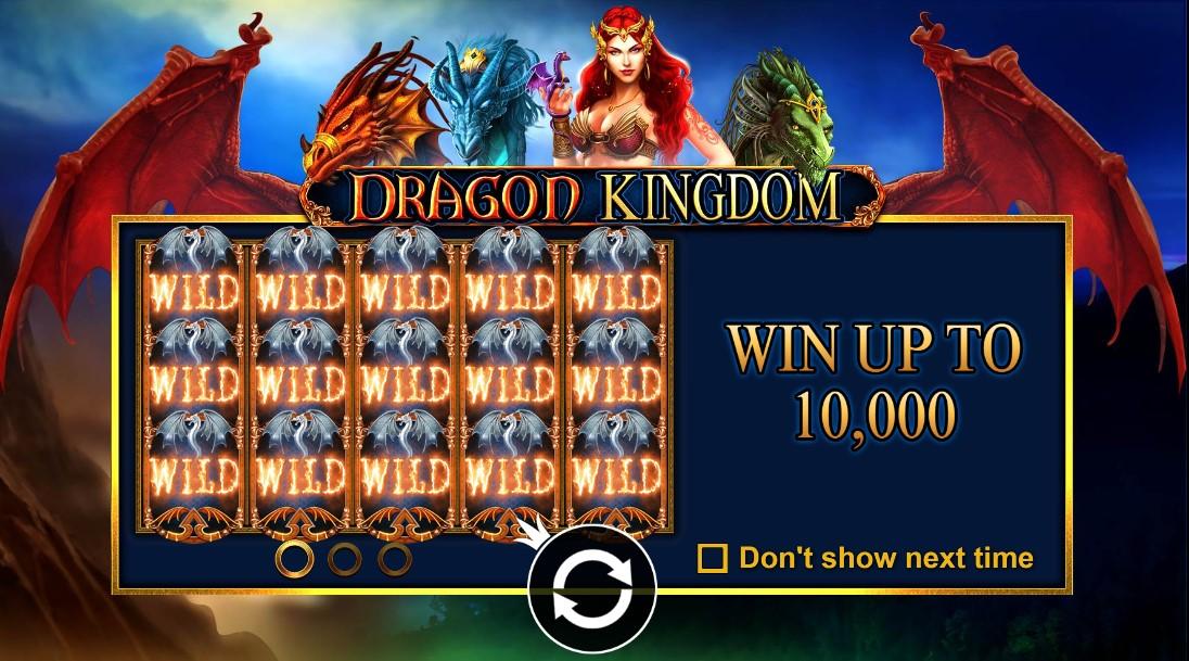 Игровые автоматы dragon kingdom бонус игровые автоматы