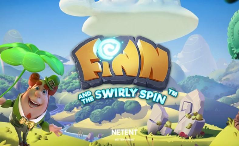 Игровой автомат Finn and the Swirly Spin