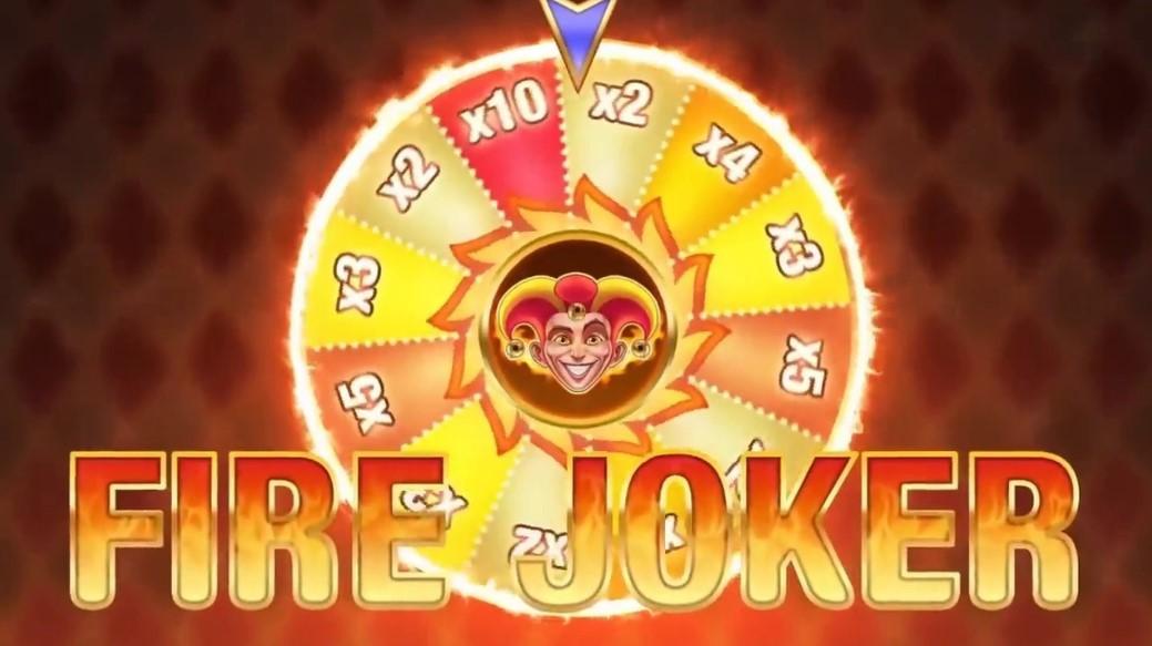 Игровой автомат Fire Joker