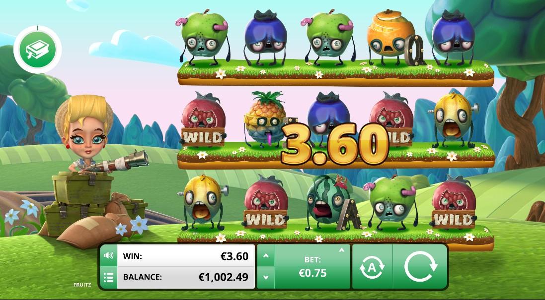 Игровой автомат FruitZ