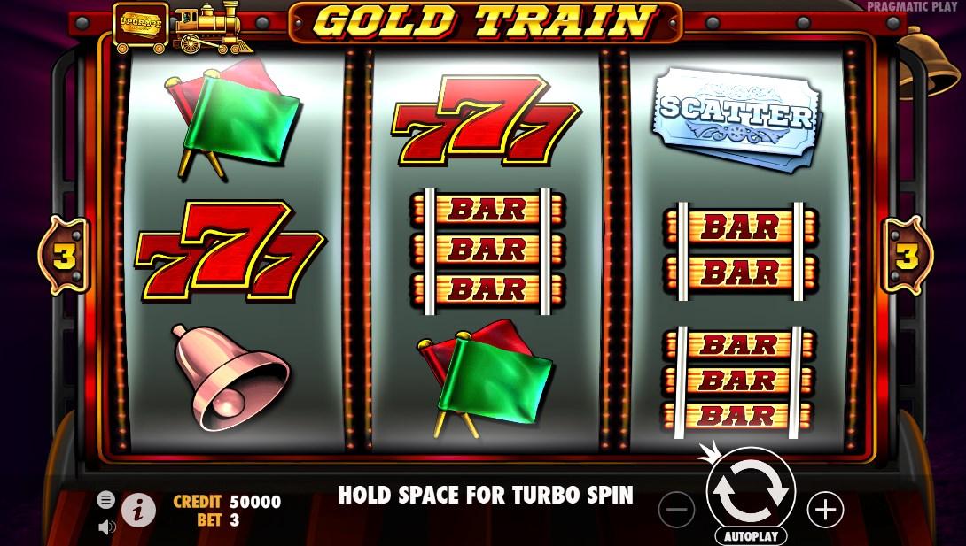 Играть бесплатно Gold Train