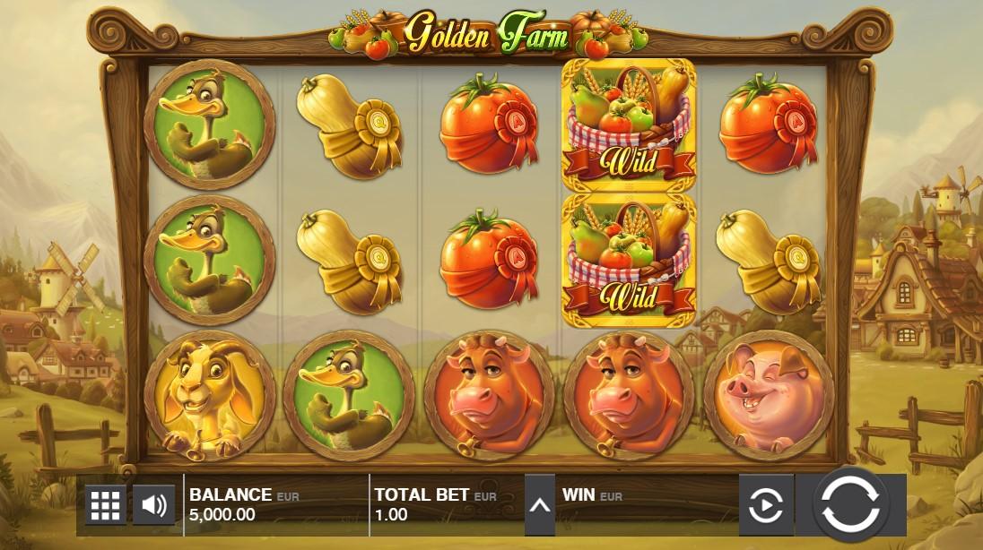 Играть бесплатно Golden Farm