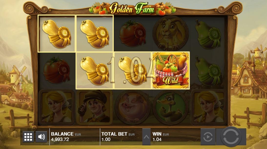 Бесплатный слот Golden Farm