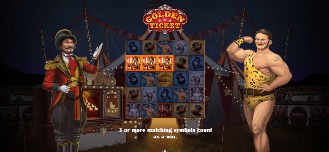 Игровой автомат Golden Ticket