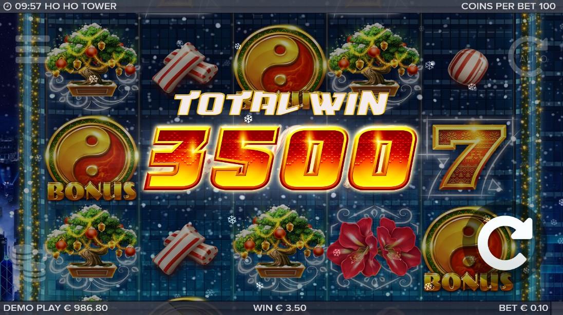 Ho Ho Tower игровой автомат
