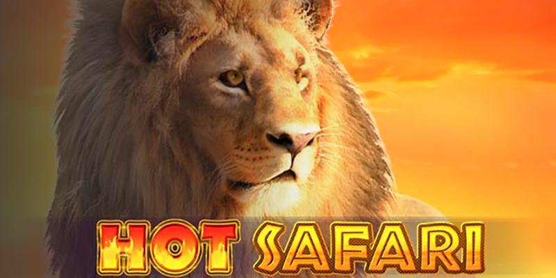 Играть онлайн Hot Safari