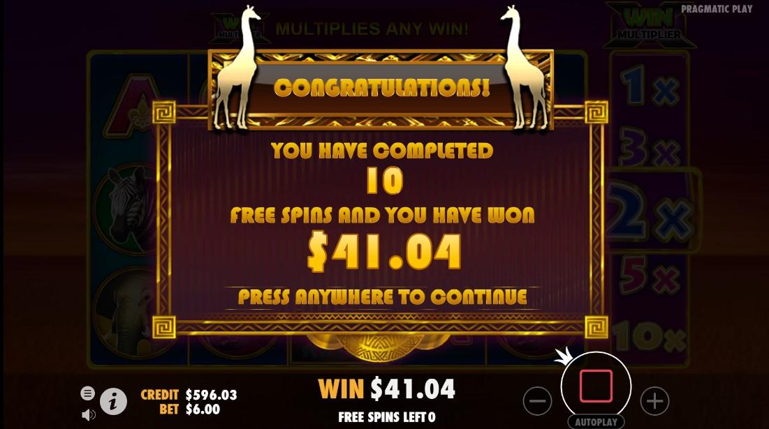Hot Safari играть бесплатно