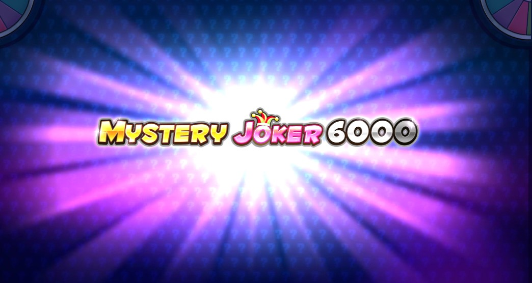 Игровой автомат Mystery Joker 6000