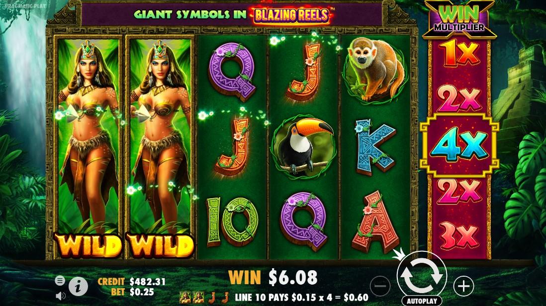 Panther Queen играть бесплатно