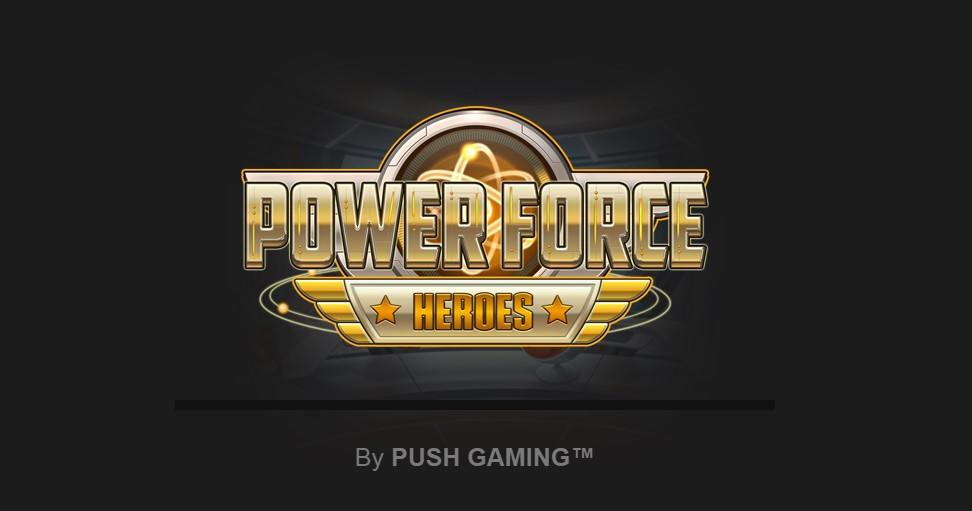 Играть Power Force Heroes