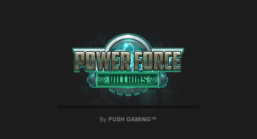 Играть Power Force Villains