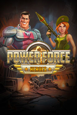 Играть Power Force Heroes бесплатно