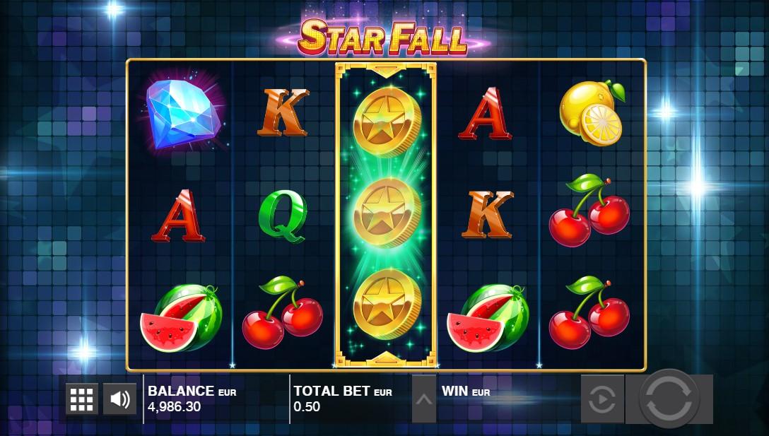 Бесплатный слот Star Fall