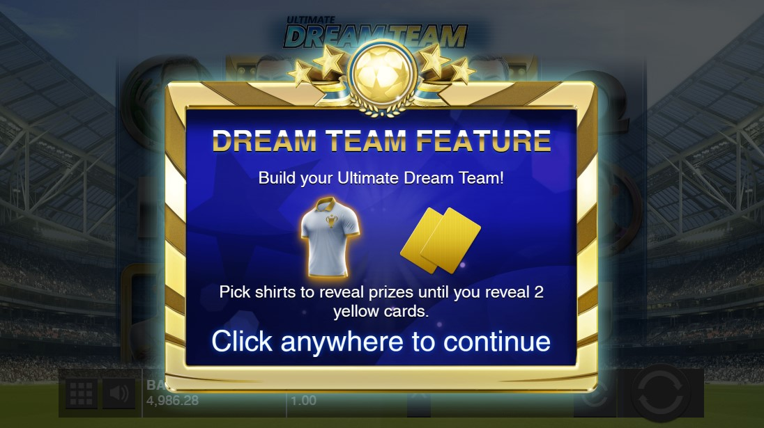 Ultimate Dream Team играть бесплатно