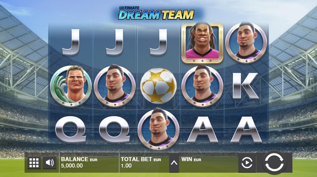 Слот Ultimate Dream Team