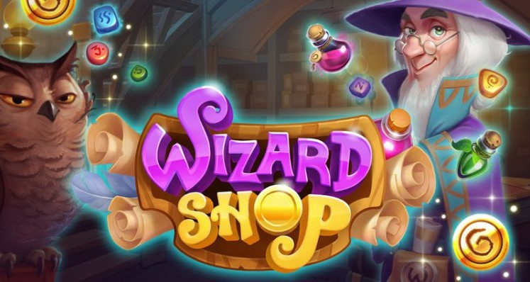Играть Wizard Shop